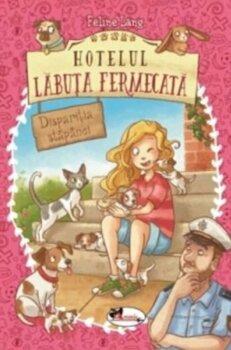 Holetlul 'Labuta fermecata'. Disparitia stapanei / Feline Lang PDF online